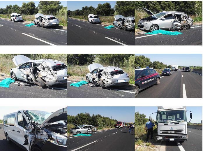 Shuhet në aksident shqiptarja, kamioni merr para makinën e saj në autostradë