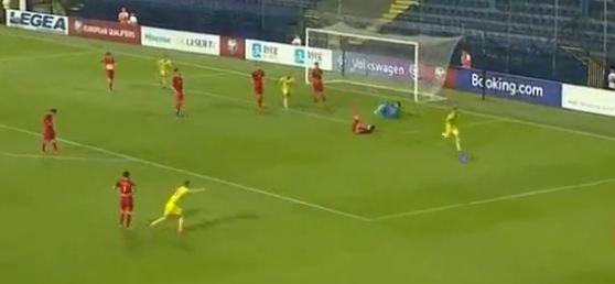 """Kosova merr 1 pikë në përballjen e """"nxehtë"""" me Malin e Zi"""