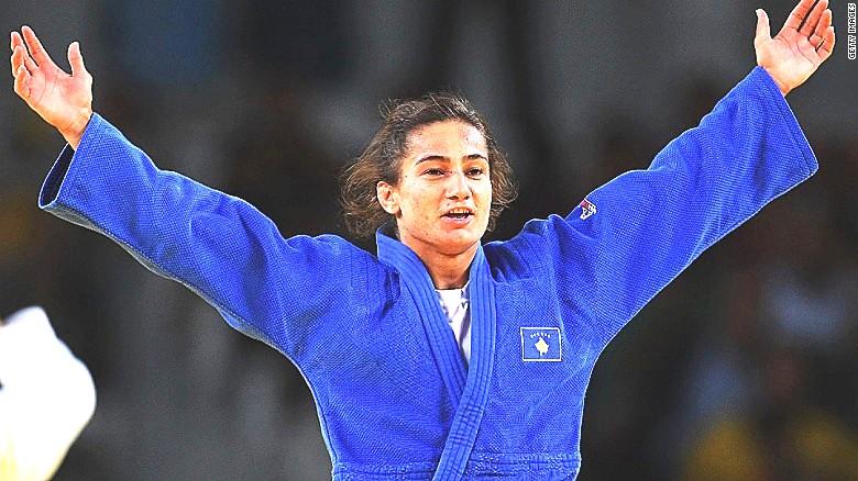 """Majlinda Kelmendi """"e artë"""" edhe në Lojërat Europiane në Minsk"""
