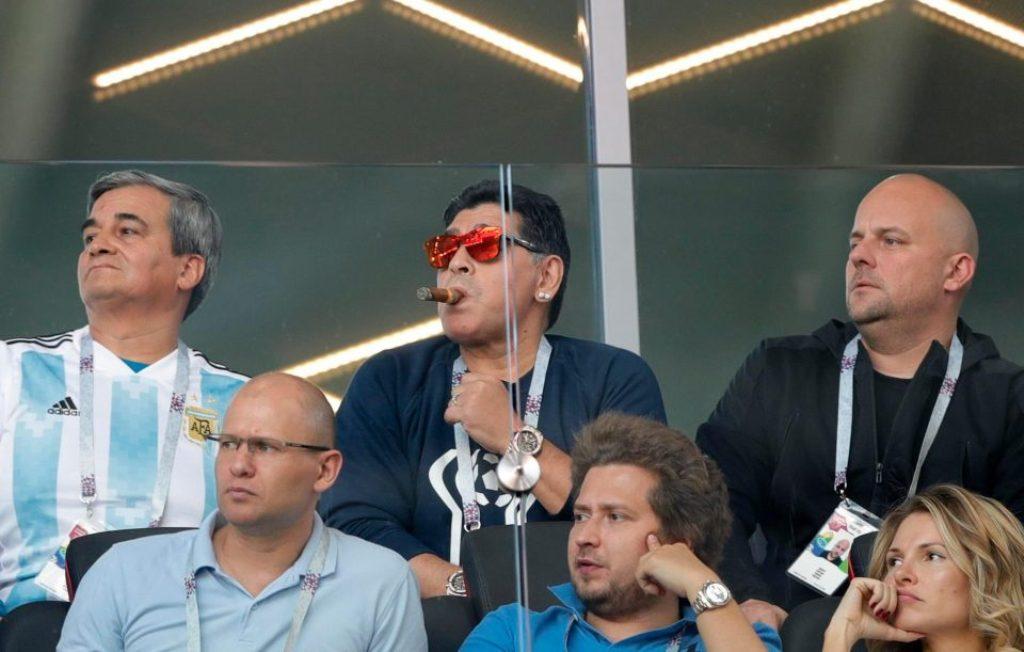 Maradona vuan nga një sëmundje e rëndë dhe vdekjeprurëse?