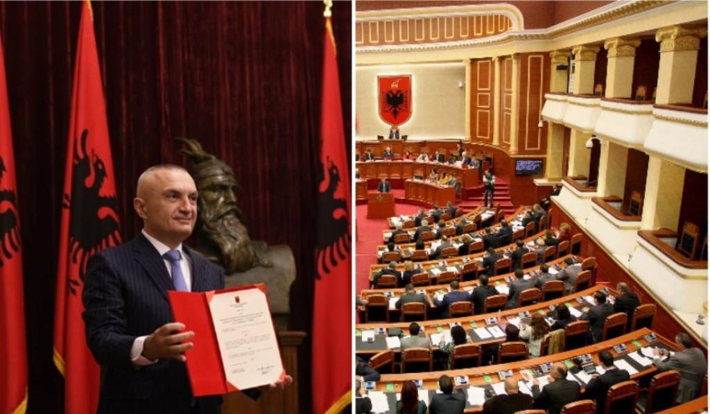 """""""Shkelja administrative"""" e shmang Gjykatën Kushtetuese! Socialistët depozitojnë  kërkesën për shkarkimin e Metës"""
