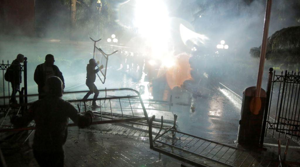 Meta: Shantazhohem se s'doja viktima në protestën e 8 qershorit