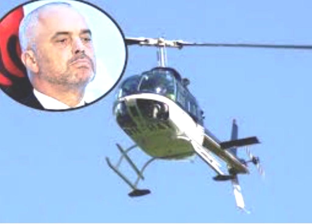 Opozita në protestë para Kryeministrisë, Rama me helikopter drejt Sarandës