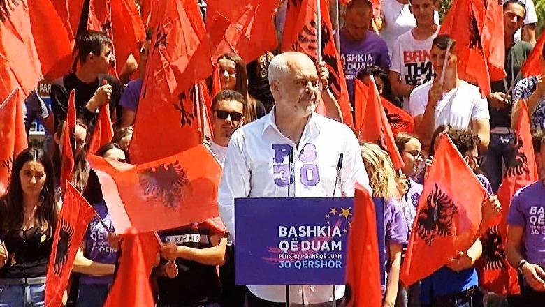 Rama: Në 30 qershor vendoset fati i Shqipërisë për 30 vitet e ardhshme