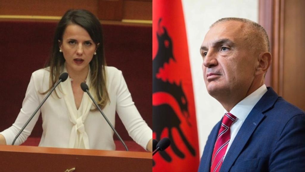 Rudina Hajdari: Nëse shpërndan Kuvendin, Presidenti t'i thotë më mirë burgut hapu!