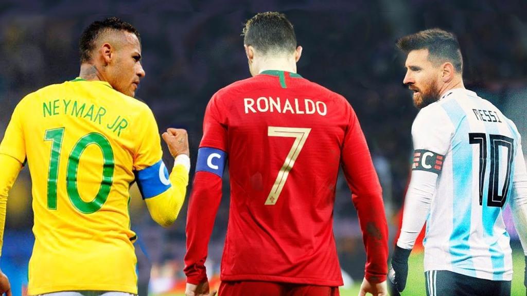 """Forbes/Dhjetë sportistët më të paguar të vitit, Messi-Ronaldo-Neymar """"luajnë me paratë"""""""