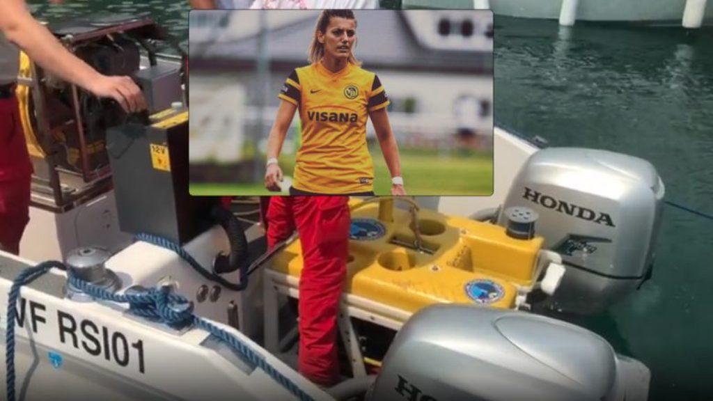 Një robot special në ndihmë të ekipeve kërkimore, për të gjetur shqiptaren e zhdukur në liqen!