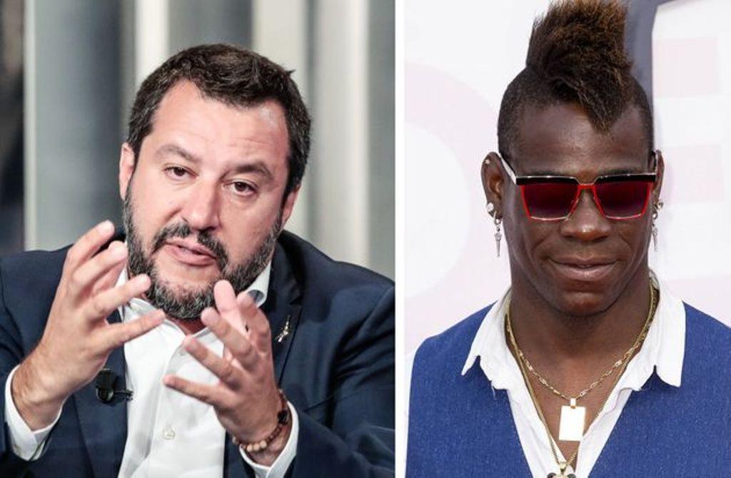 Acarohet Salvini: Balotelli do të arrestohej, nëse do ta ishte në dorën time