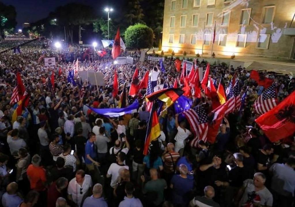 Basha: Shqiptarët duan ndryshim të vërtetë, jo të përkohshëm, jo fals, jo fasadë