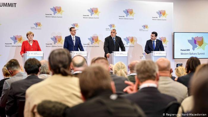 BE duhet të gjejë një strategji të re në Ballkan