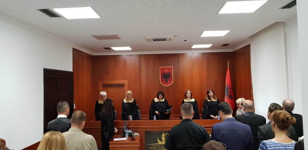 Vetting/ Monitoruesit ndërkombëtarë shkarkojnë gjyqtaren Brati. Kandidati për SPAK nuk jep intervistën