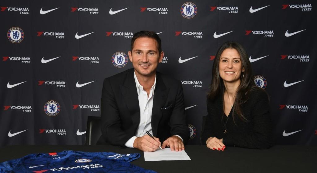 Zyrtare/ Trajneri i ri, Chelsea firmos për 3 vjet me ish-lojtarin legjendar