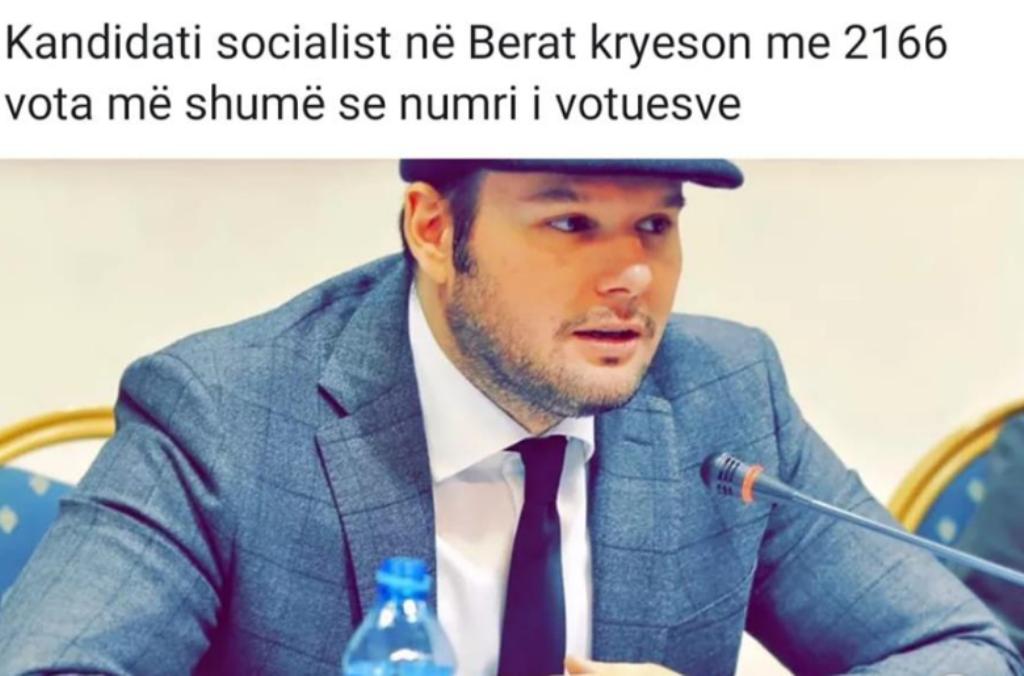 """""""Efekti i profesorëve pa diplomë në Berat!"""" Taulant Muka godet sërish mbi """"viktimën e vetme"""" të plagjiaturave"""