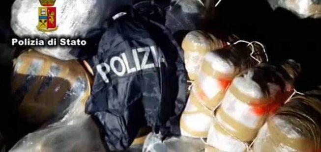 Shkatërrohet banda e trafikantëve të drogës, në pranga edhe 2 shqiptarë
