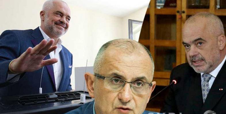 """Vasili: """"Kush e dëgjon dhe beson Edi Ramën, do të thotë që s'ka respekt ndaj vetes"""""""
