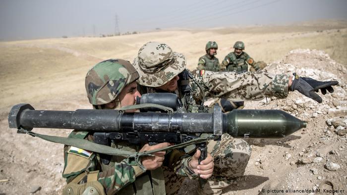 Gjermania, refuzon SHBA-në, s'do të dërgojë trupa tokësore në Siri