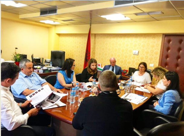 Ministrja e Drejtësisë, Gjonaj: Reforma në Drejtësi i shërben të ardhmes së vendit