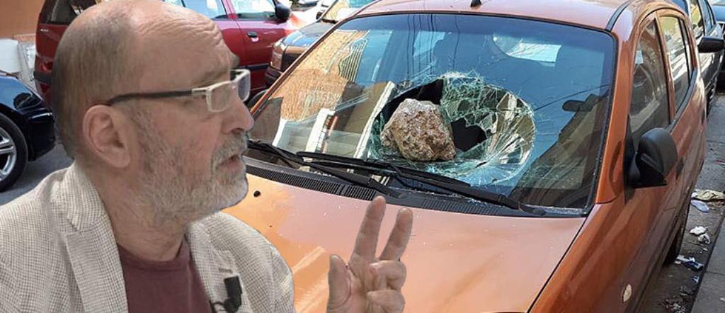 Kush e sulmoi makinën e Fatos Lubonjës? Autori kapet dhe lihet i lirë (Reagime nga Meta, Basha e Kryemadhi)