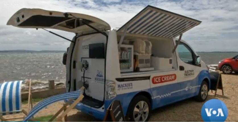 Makina elektrike e akulloreve