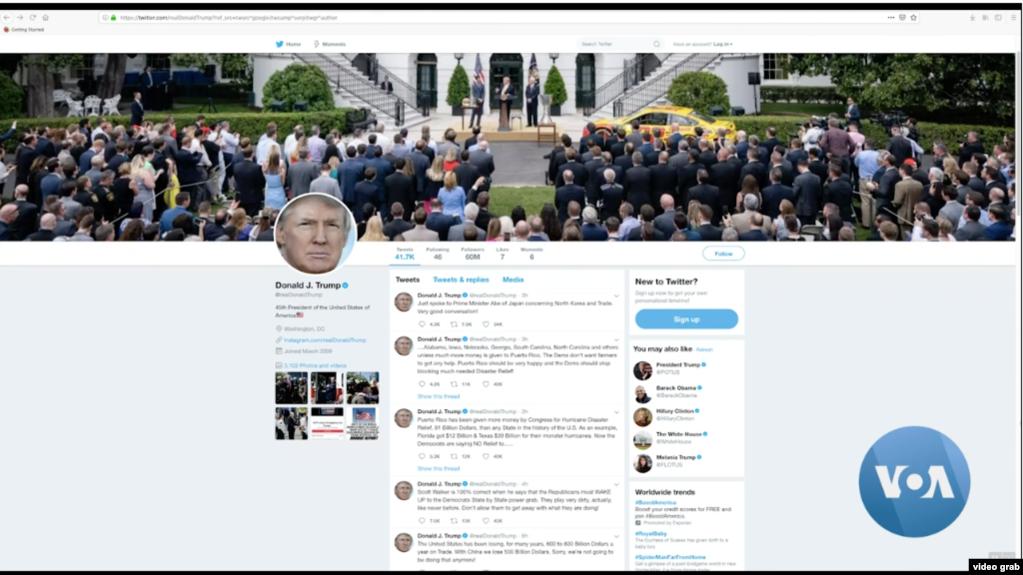 Mediat sociale, samit në Shtëpinë e Bardhë, s'ftohen Twiter dhe Facebook