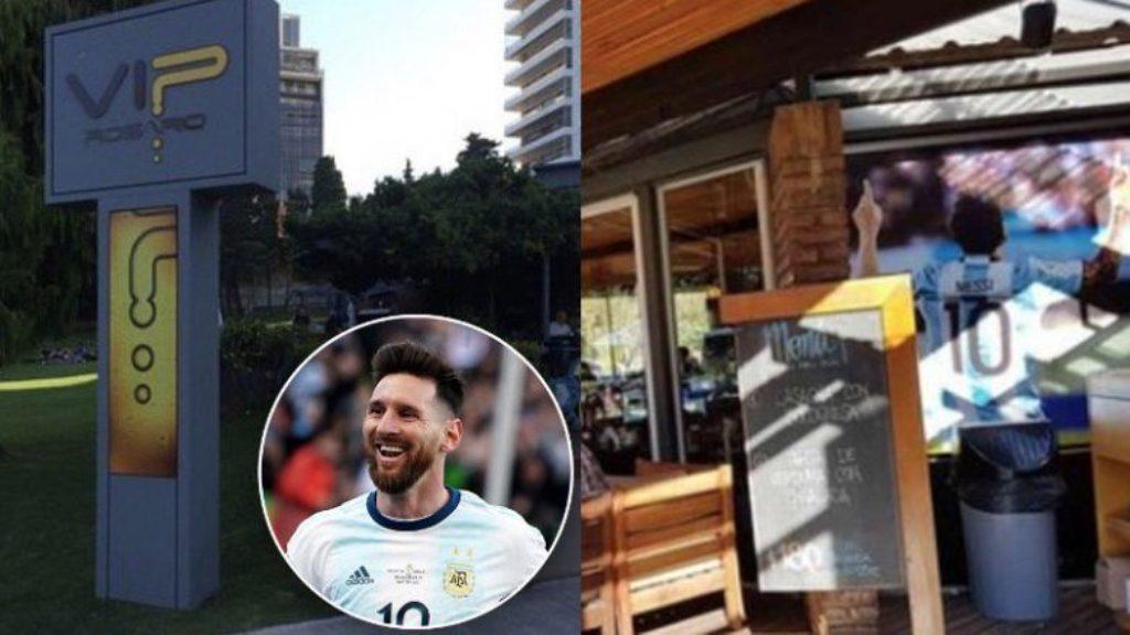 """Restoranti """"VIP"""" i Leo Messi ofron ushqim falas për të pastrehët në Argjentinë"""