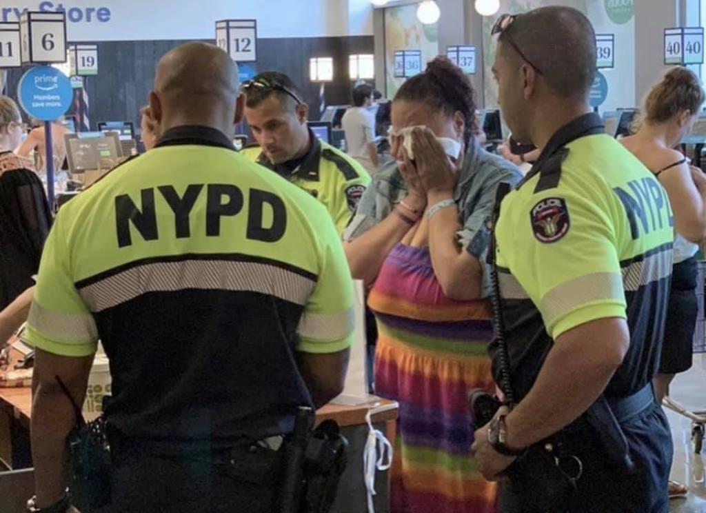 Gruaja kapet duke vjedhur në supermarket, por veprimi i policëve çudit botën