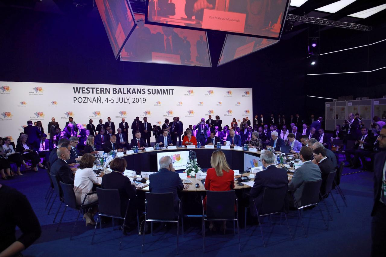 Poznan summit, EU pledges support for Western Balkan countries