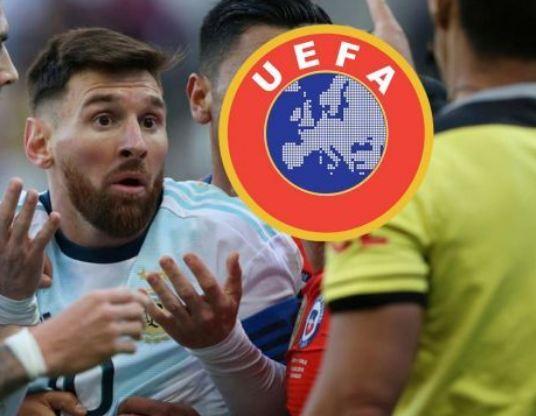 Argjentina në Ligën e Kombeve?! UEFA detyrohet të japë sqarime