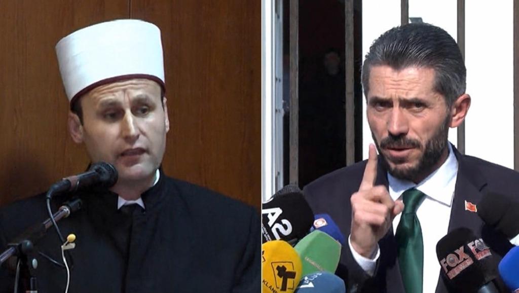 """""""Lufta"""" brenda komunitetit mysliman në Tiranë, shkarkohet Myftiu Ylli Gurra"""