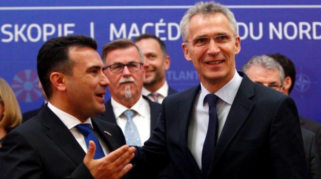 """Zaev  bie në kurthin e komedianëve rusë, pranon se ra """"viktimë"""" me orientim anti-Nato"""
