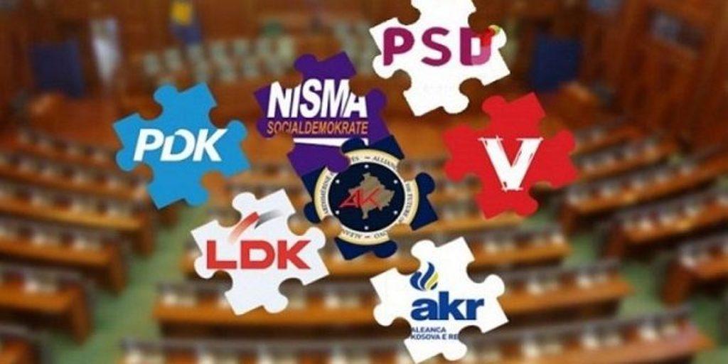 Partitë në Kosovë nuk lejohen të shpenzojnë më shumë se 1 milion euro për fushatën elektorale