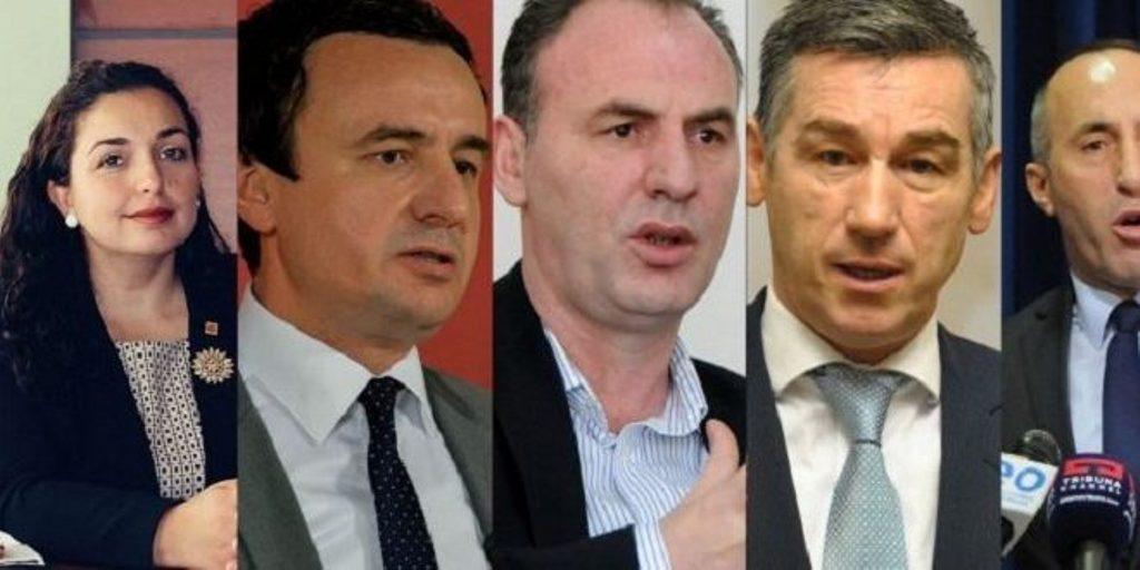 Zgjedhjet e parakohshme në Kosovë, ende asnjë ofertë konkrete nga kandidatët për kryeministër