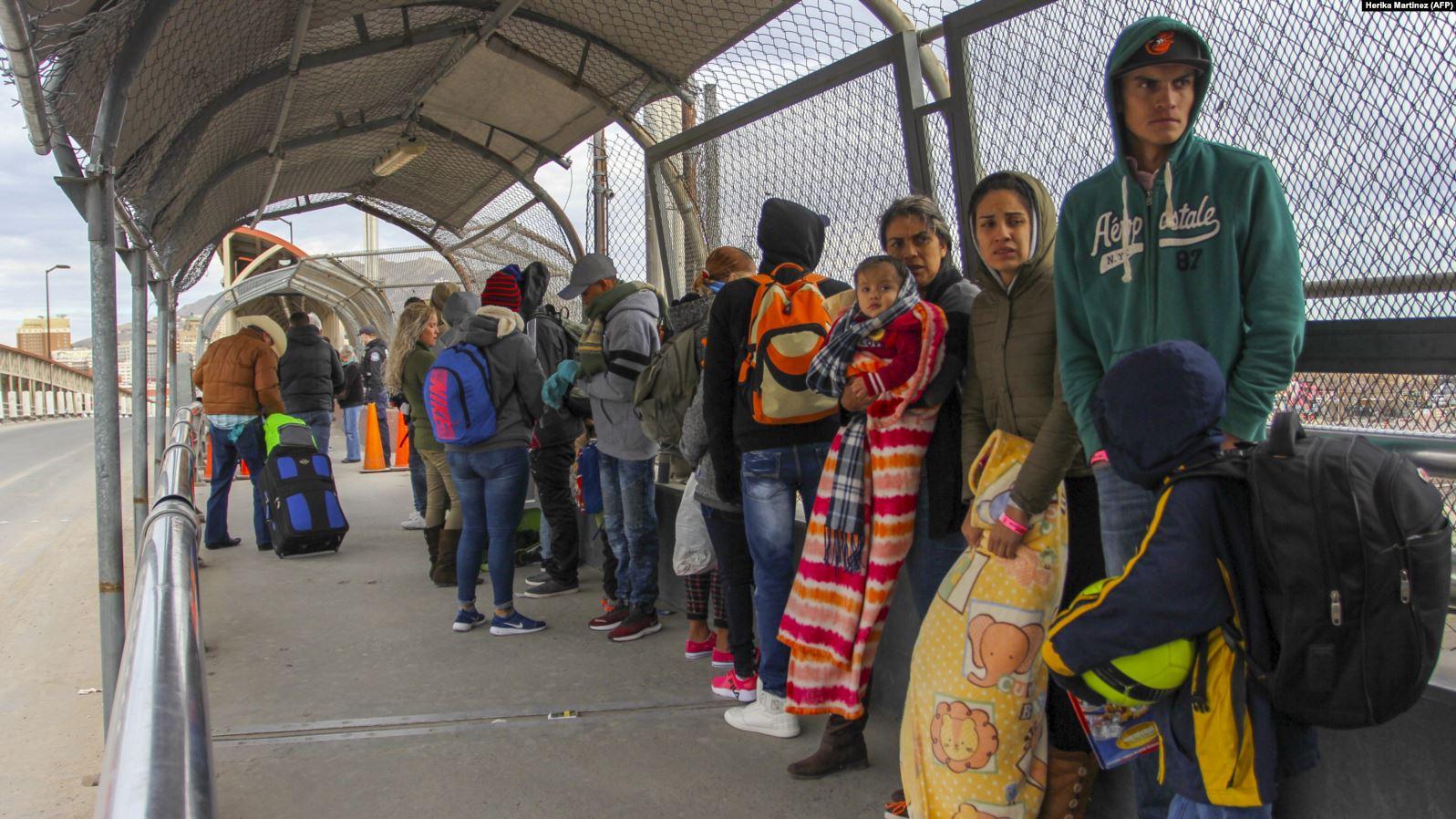 SHBA vendos të reduktojë ndjeshëm pranimin e emigrantëve në territorin e saj