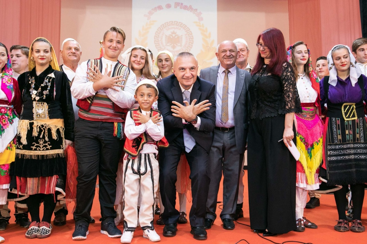 Nga Lezha Meta bën thirrje për unitet mes shqiptarëve, virtyt që na la trashëgimi Gjergj Fishta