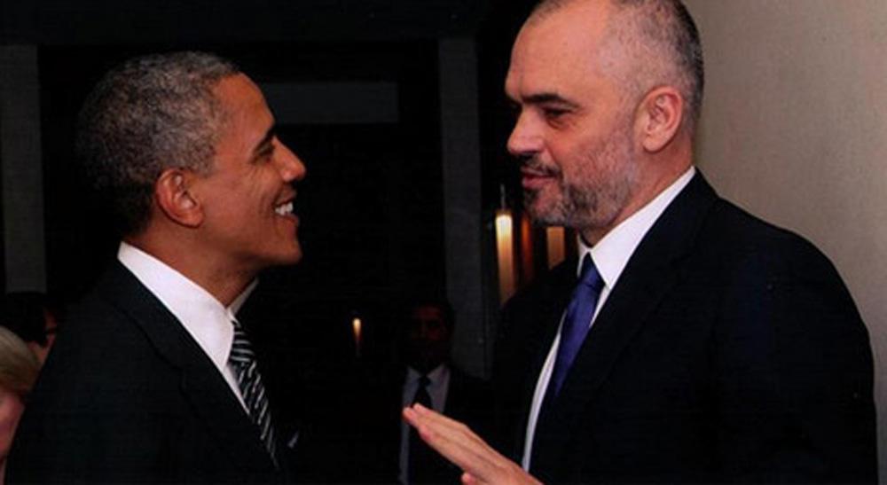 Prokuroria regjistron kallzimin penal ndaj Ramës për 80 mijë dollarët e fotos me Obamën