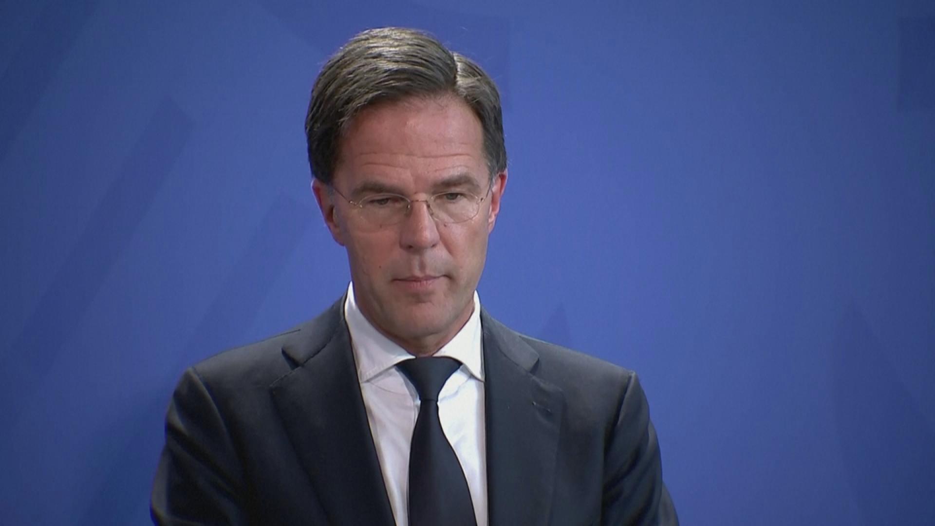 Kryeministri i Holandës: Jemi të shqetësuar sepse Shqipëria nuk ka bërë progres për çeljen e negociatave