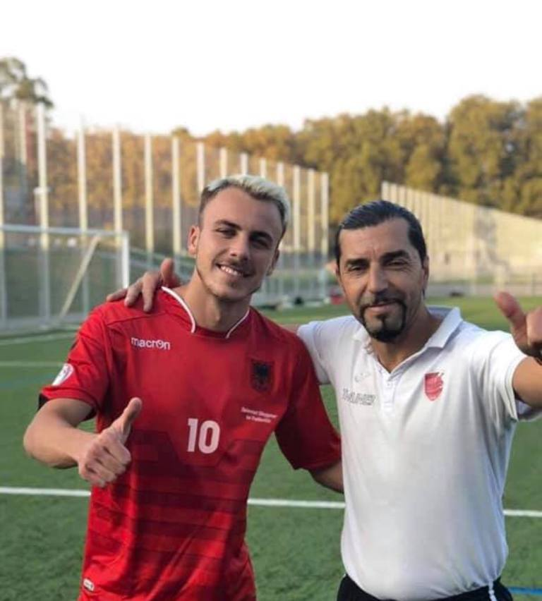Lista e Kombëtares ndaj Turqisë e Moldavisë, Reja sjell dy risi me shqiptarët e Maqedonisë së Veriut