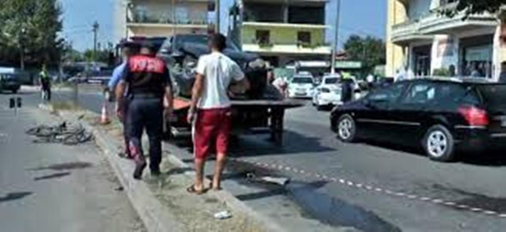 Tiranë/ Aksidenton dy vajza të mitura, në pranga shoferi
