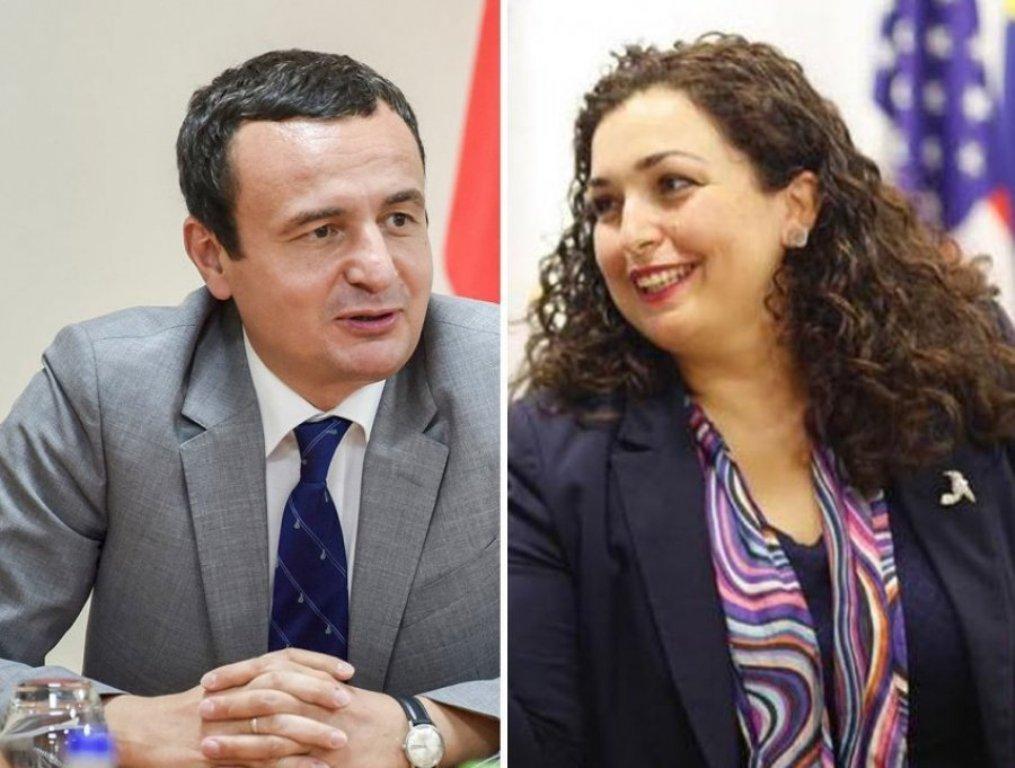 Rama dhe Basha urojnë Albin Kurtin dhe Vjosa Osmanin, Meta: Kosova i dha botës një shembull të shkëlqyer