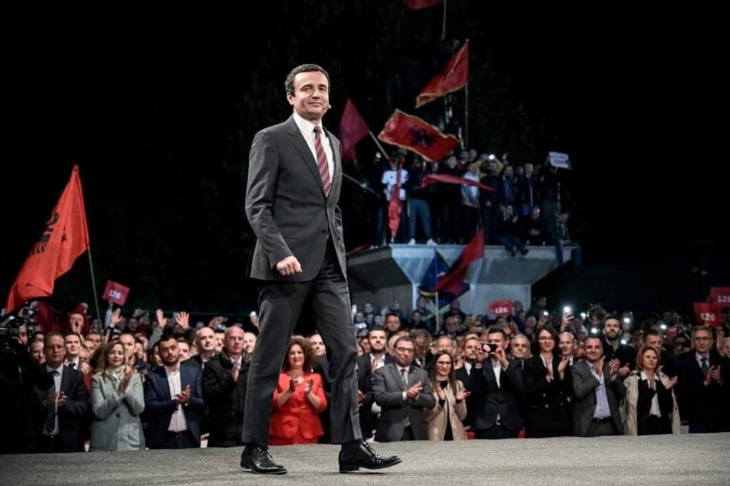 Zgjedhjet shpallin kryeministrin e ri të Kosovës, Albin Kurti: Erdhi dita!