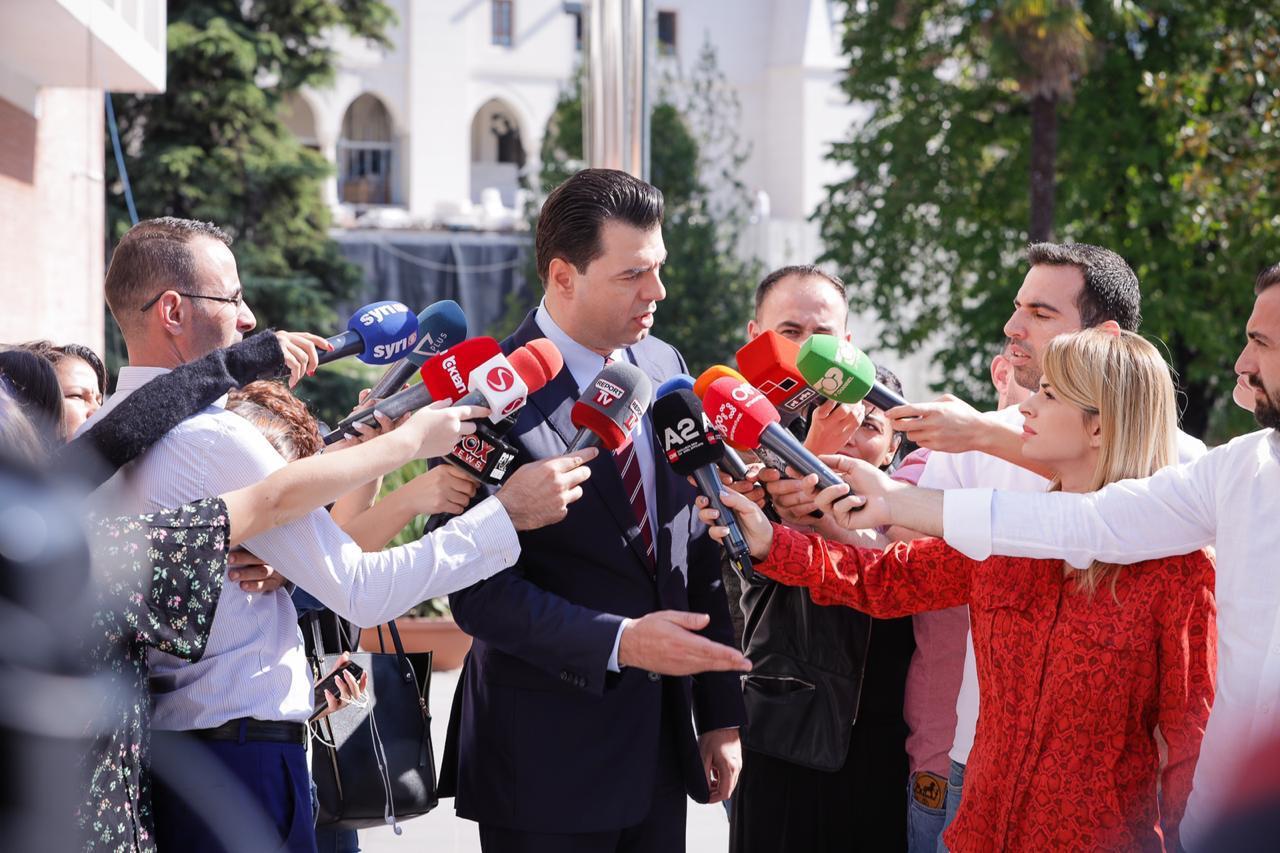 Basha: Kemi një plan për daljen e vendit nga kriza, Rama e ka atë në tryezë (Pesë pikat e planit të Opozitës)
