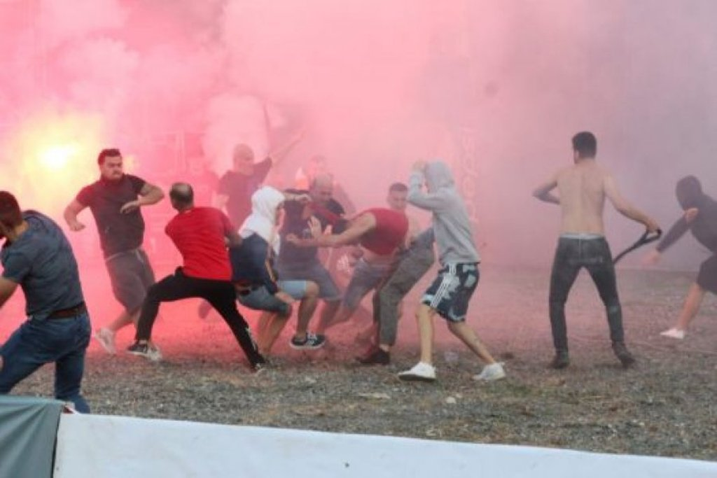 Dhuna në derbi/ Disiplina dënon Tiranën me 4 ndeshje pa tifozë, përjashton përgjithmonë huliganët (Emrat)