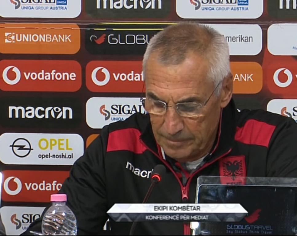Euro 2020/ Pas Turqisë varet fati i Shqipërisë dhe i trajnerit, Reja: Neve na vlen vetëm fitorja
