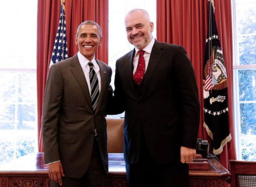 PD-prokurorisë: Nisni hetimet për 80 mijë dollarët që pagoi Rama, për një foto me Obamën!