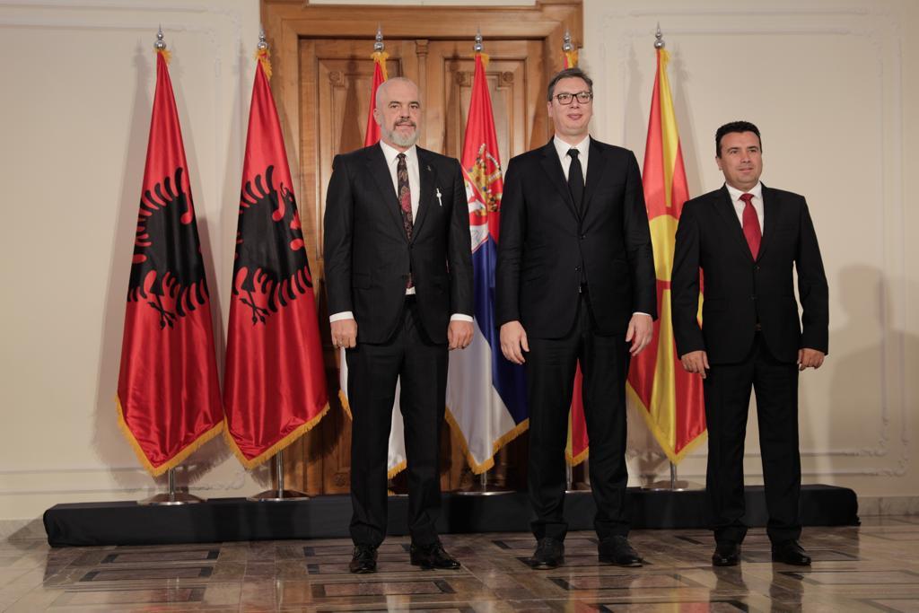 """Rama: Ballkani Perëndimor brenda 2021 në zonën e tij """"Shengen"""", si Bashkimin Europian"""