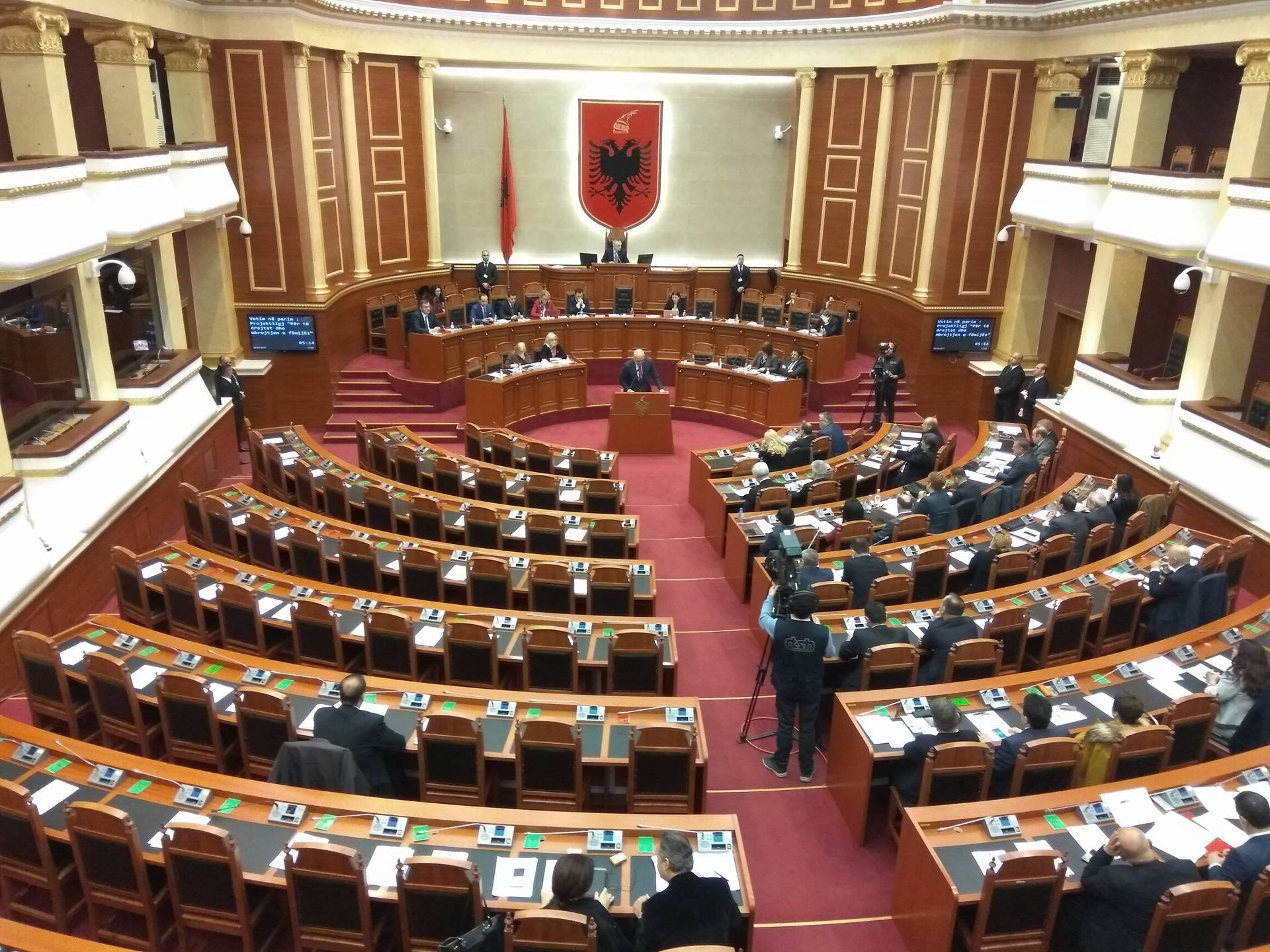 Parliament votes several bills, but the bill on magistrates fails once again