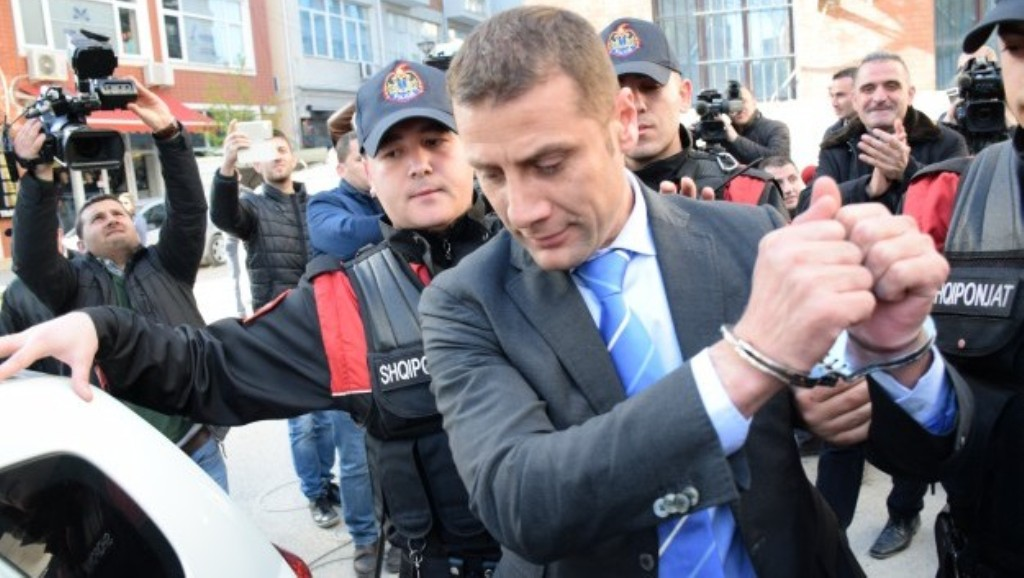 Strasbourg rejects Frroku's claim for unlawful arrest