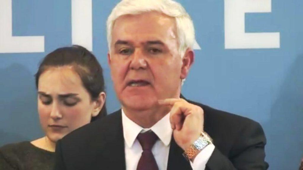 Albania's Interior minister steps down