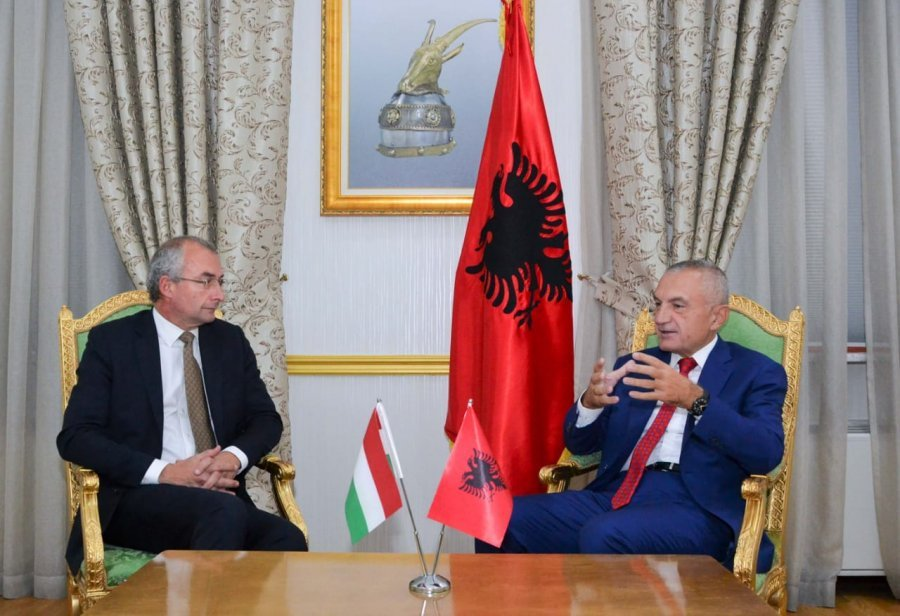 """Cooperation between Albania and Hungary should intensify"""