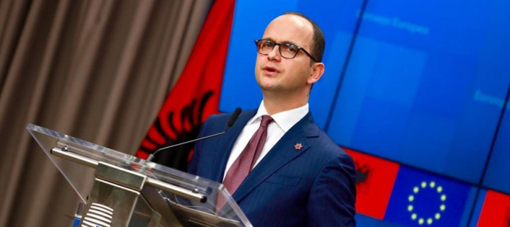 Bushati: Albania contributes for the peace and stability in the Balkan region